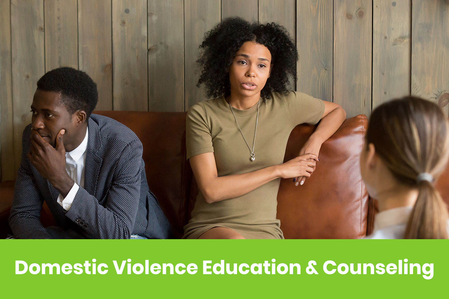 Domestic Violence Education and Counseling