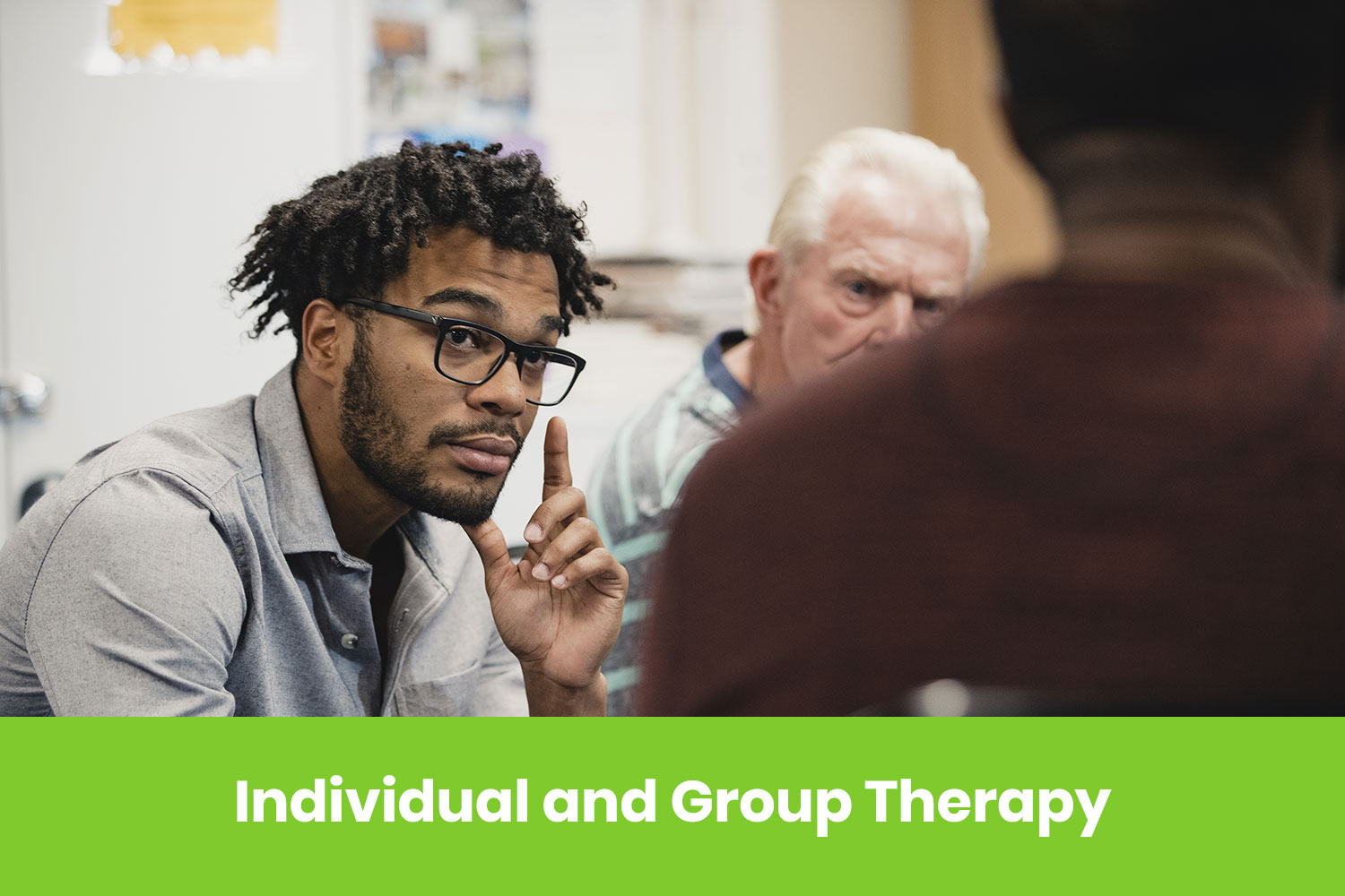 Individual and Group Therapy