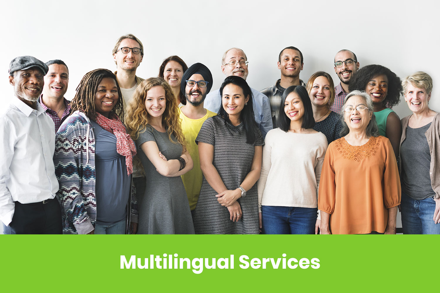 Multilingual Services